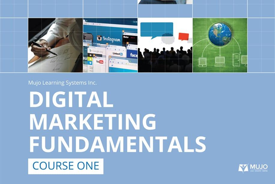 Digital Marketing Fundamentals book cover