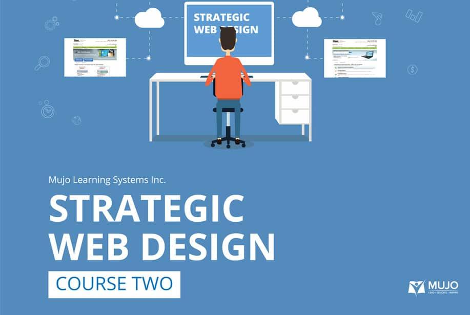 Strategic Web Design book cover