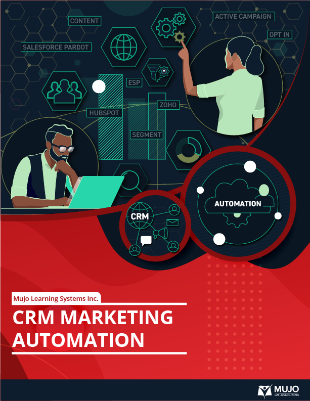 crm marketing automation student textbook for higher ed