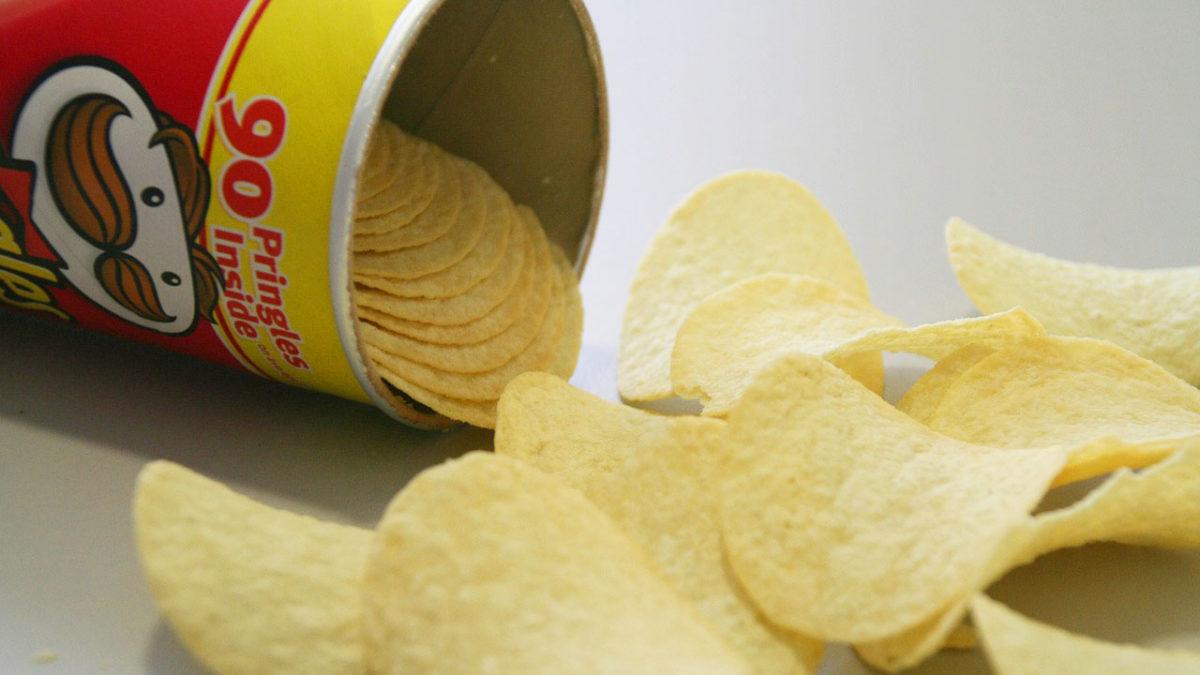 YouTube Marketing Pringles