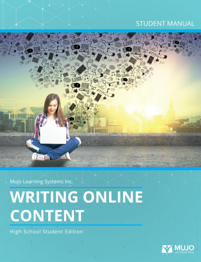 Writing online content for the web textbook