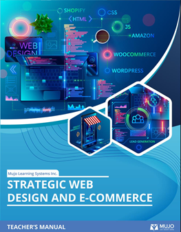 Web Design and e-commerce Teacher Manual Textbook