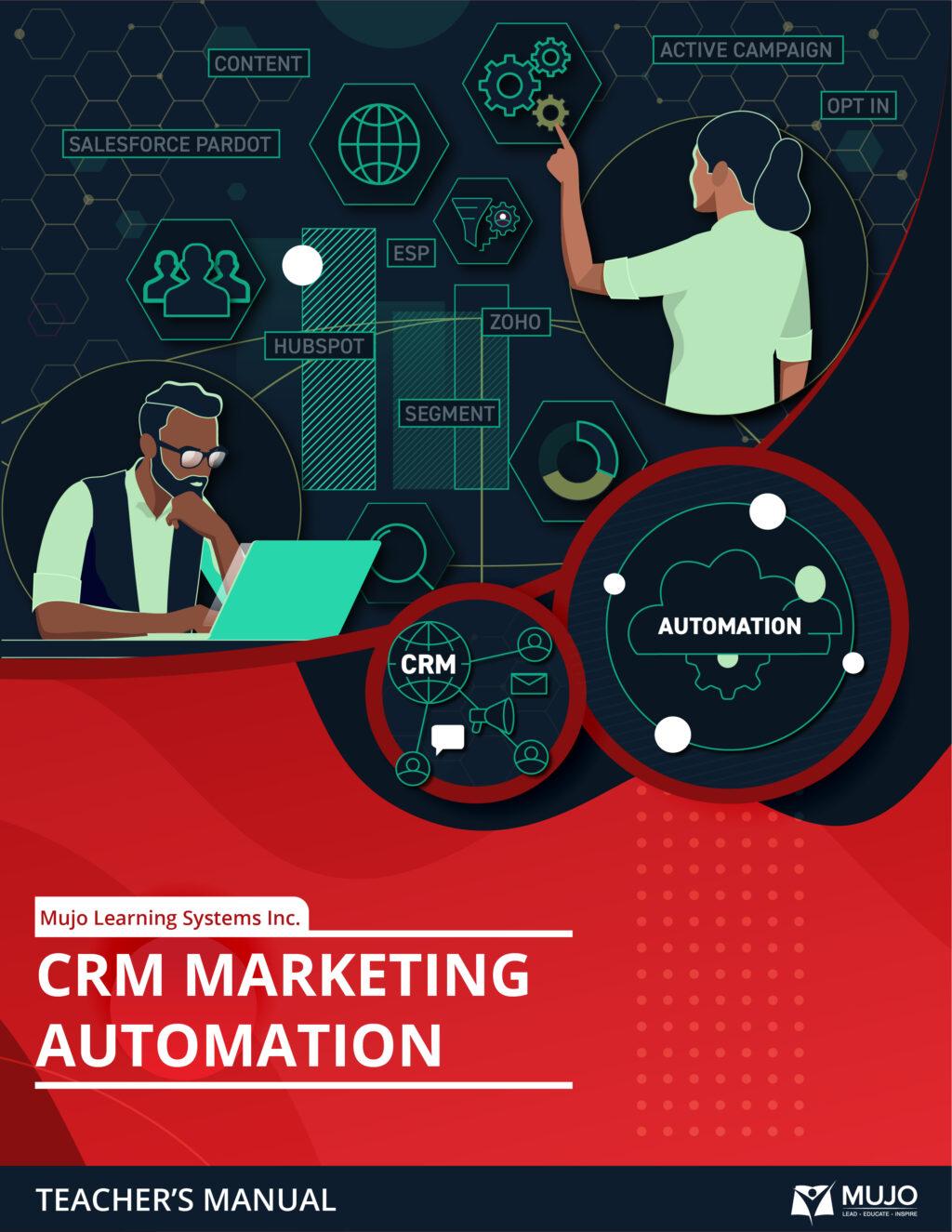 crm marketing automation textbook