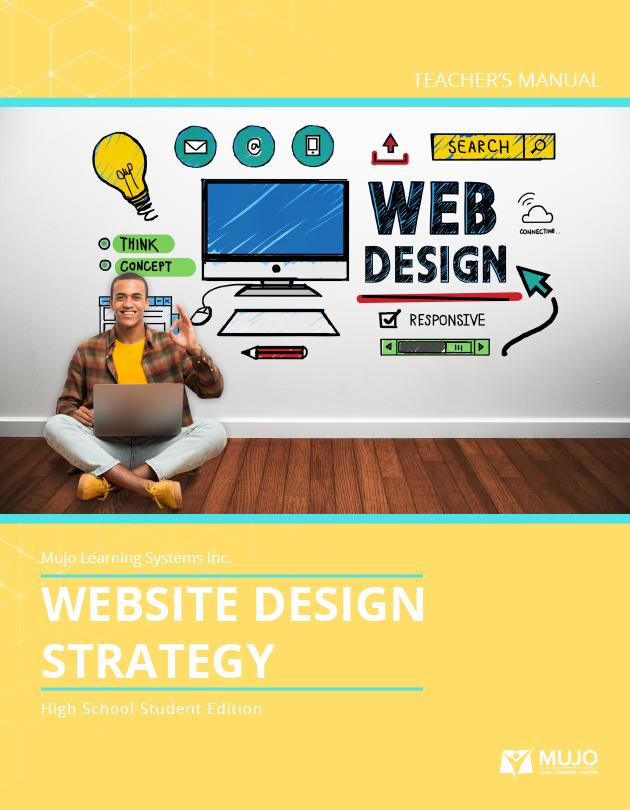website design strategy teacher manual high school