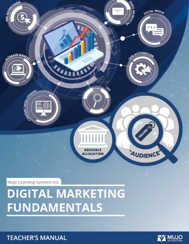 Digital Marketing Fundamentals Teacher Manual